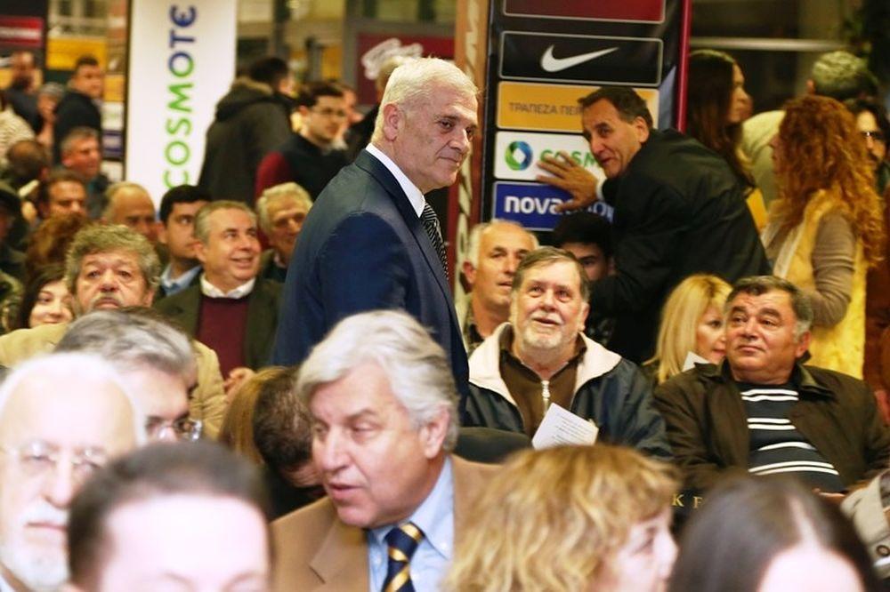 Ποιο ζεϊμπέκικο ζήτησε ο Μπάγεβιτς απ' τον Ρέμο στην γιορτή της AEGEAN...