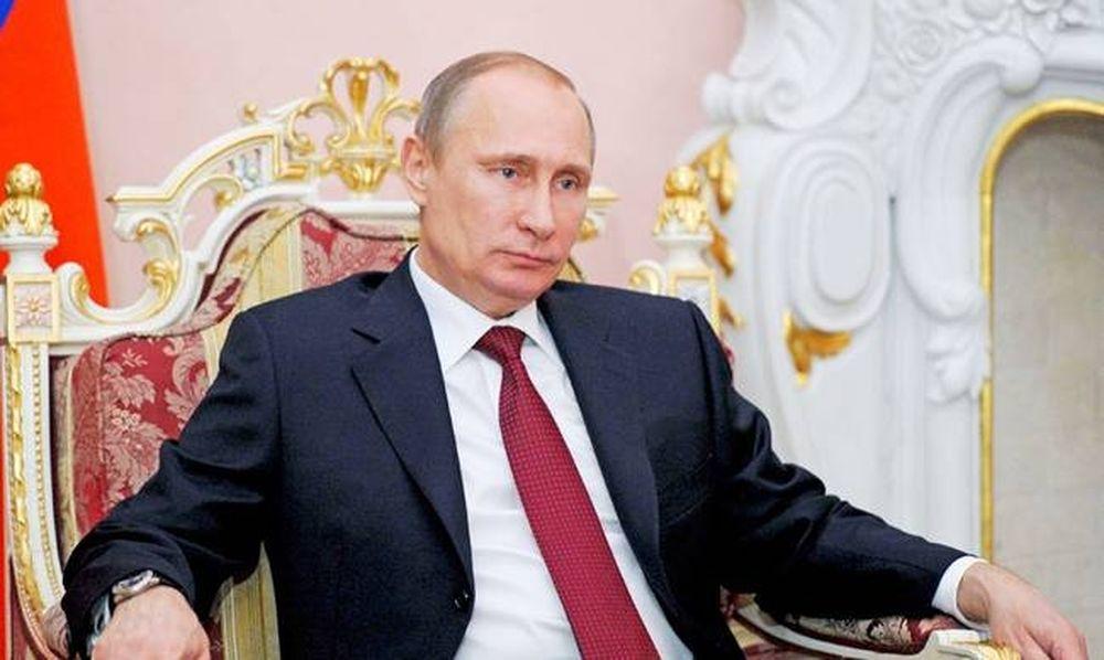 «Σκανδαλώδεις» οι κατηγορίες των ΗΠΑ περί διαφθοράς του Πούτιν