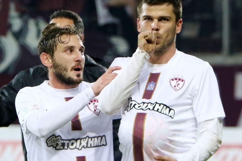 Καλπασμός Λάρισας, 2-0 τον Αχαρναϊκό!