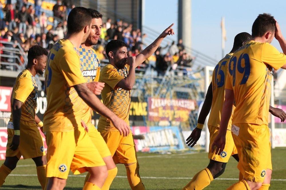 Καθάρισαν οι λάτιν, 2-0 ο Αστέρας τον Λεβαδειακό