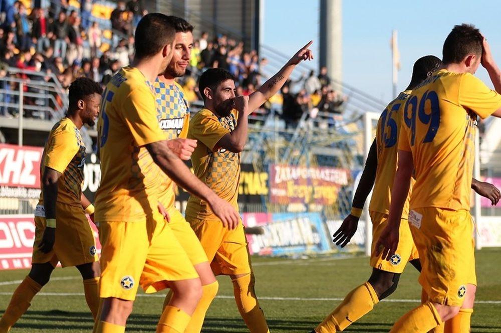 Αστέρας Τρίπολης – Λεβαδειακός 2-0: Τα γκολ του αγώνα (video)