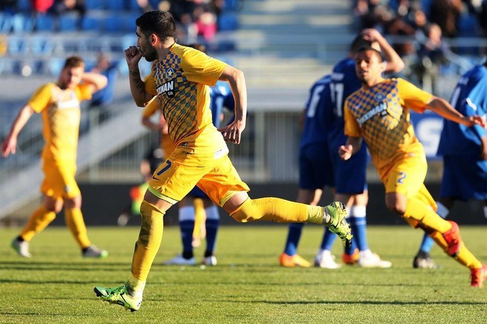 Αστέρας Τρίπολης – Λεβαδειακός 2-0: Τα highlights της αναμέτρησης (video)