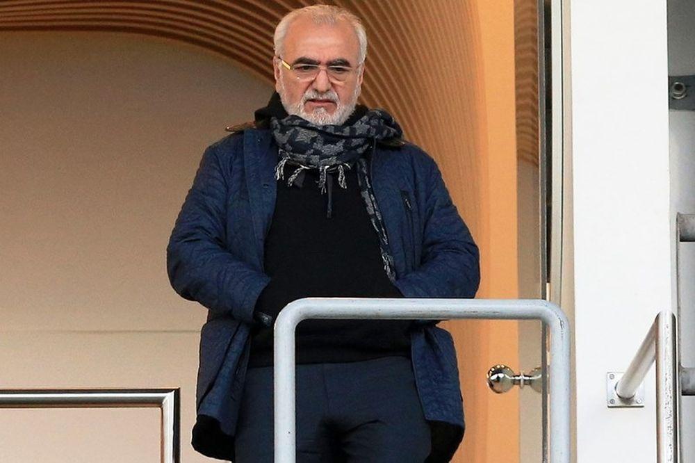 Σαββίδης: «Έχουμε προπονητή»