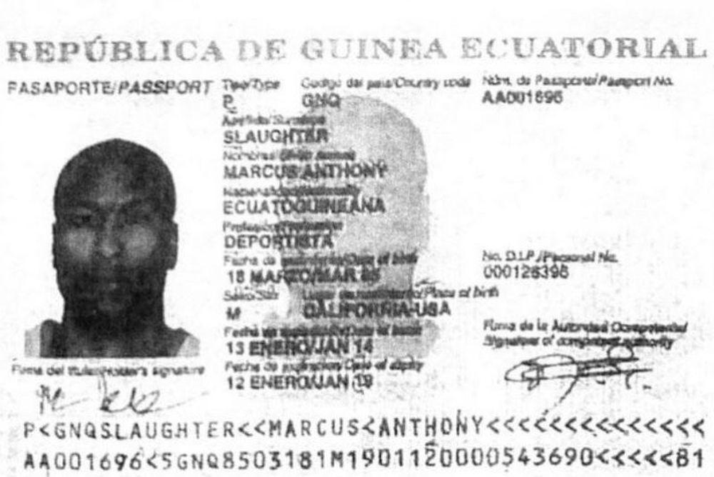 Σάλος στην Ισπανία: Πλαστά τα διαβατήρια των Πάνκο, Σλότερ