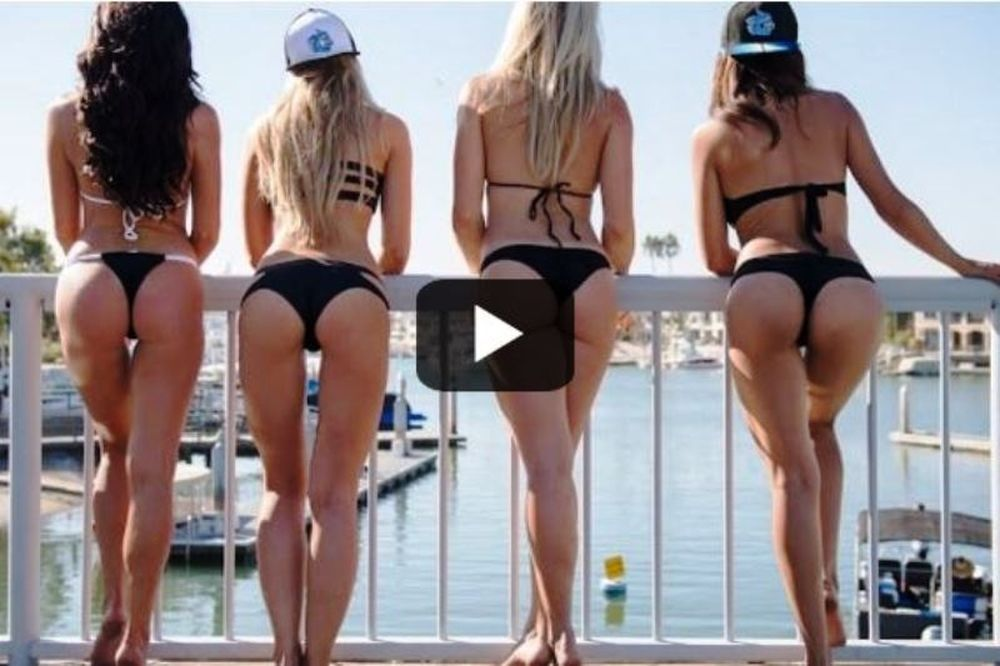 Αυτά είναι τα πιο καυτά κορίτσια! (video)