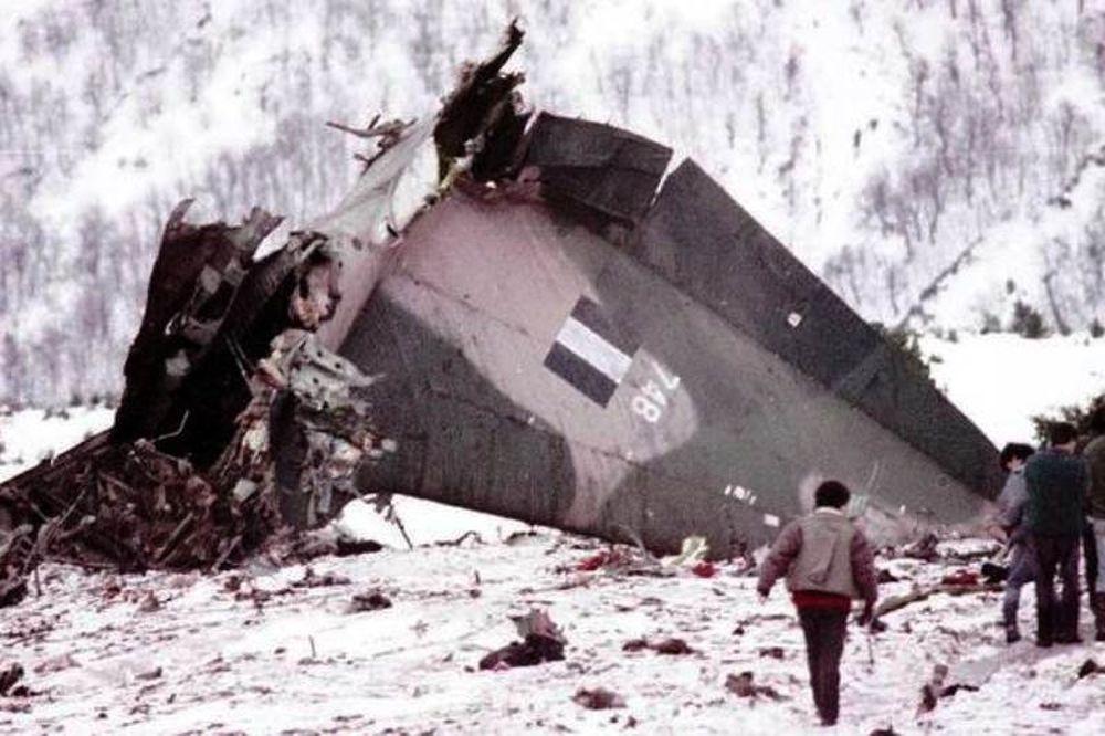 Σαν σήμερα το 1991 συντρίβεται στο Όρος Όθρυς αεροσκάφος της ΠΑ με 63 θύματα