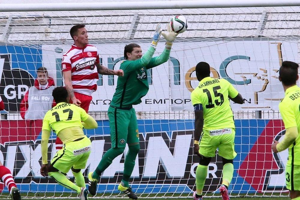 Πλατανιάς – Αστέρας Τρίπολης 2-0: Τα γκολ του αγώνα (video)