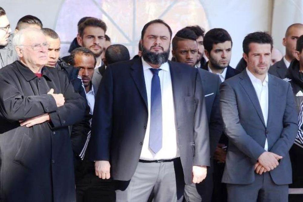 Μαρινάκης: «Δίνουμε αγώνα για ασφαλή γήπεδα»