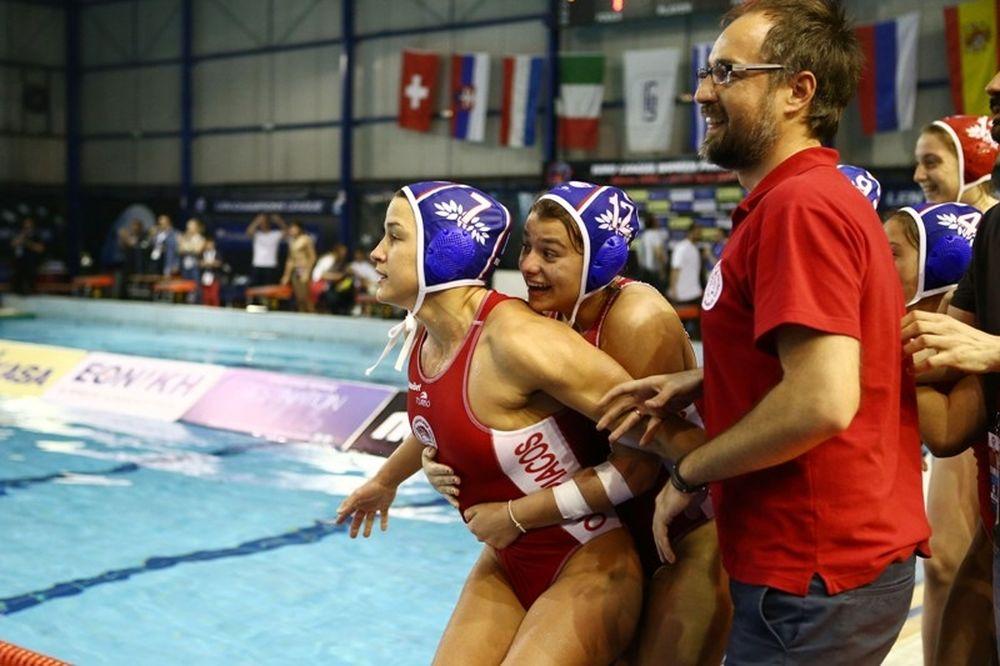 «Σφράγισε» την πρωτιά ο Ολυμπιακός, 20-3 την Πορτουένσε