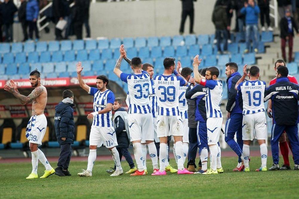 Ηρακλής – ΠΑΣ Γιάννινα 1-0: Το γκολ του αγώνα (video)