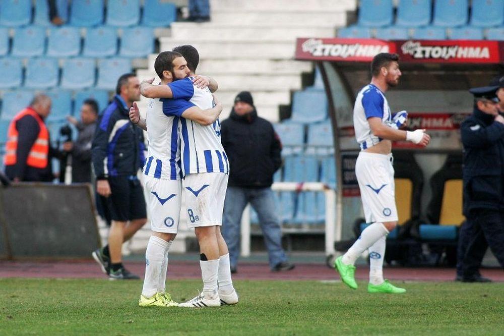 Ηρακλής – ΠΑΣ Γιάννινα 1-0: Τα Highlights του αγώνα (video)
