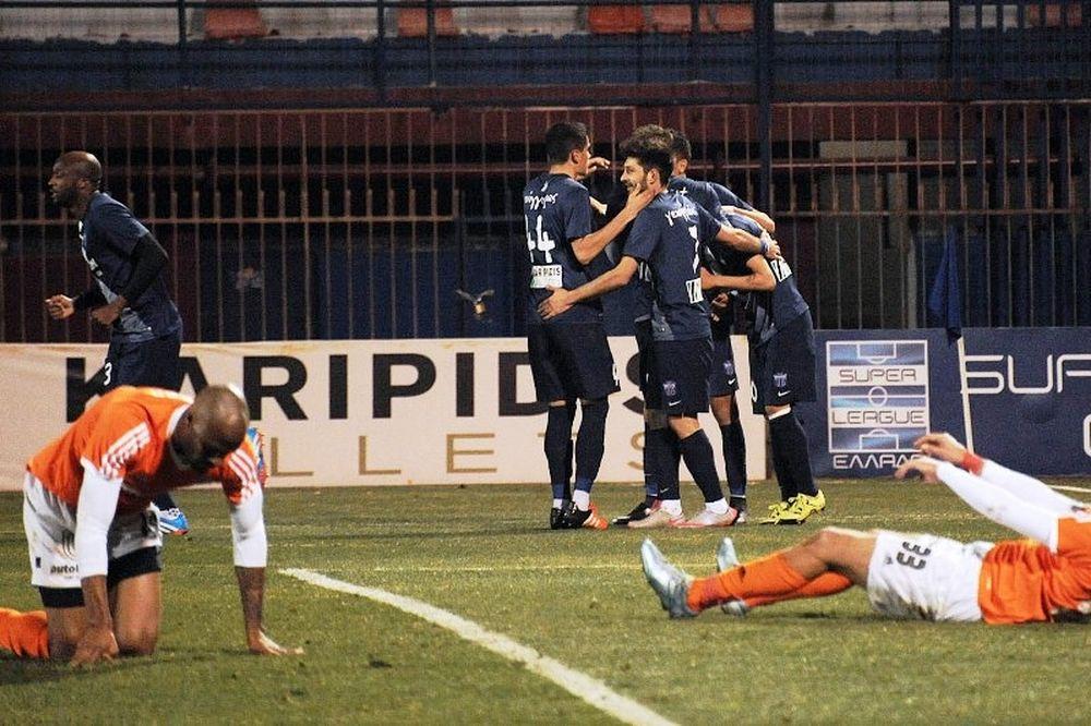 Βέροια – Καλλονή 2-0: Τα highlights του αγώνα (video)