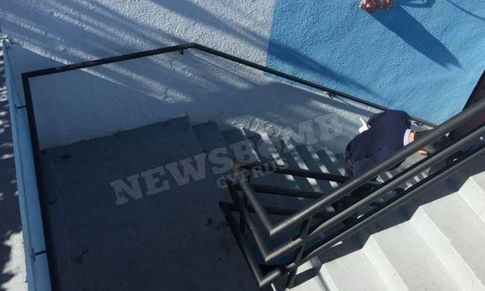 Σε αυτό το σημείο βρήκε τραγικό θάνατο ο 26χρονος από την Λεμεσό (photos)