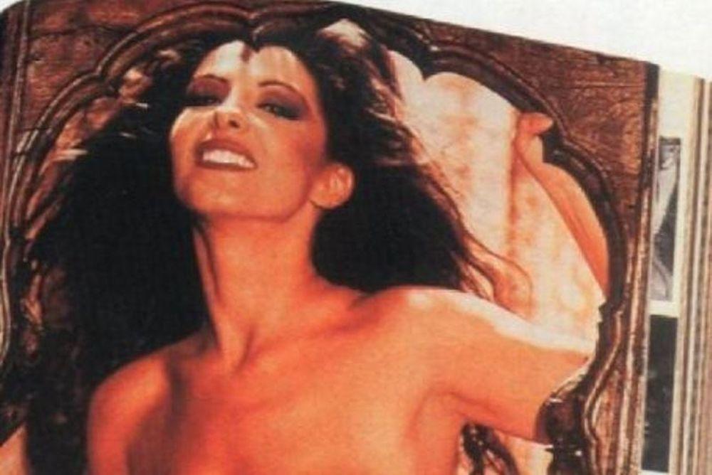 Τα υπέροχα γυμνά της Άντζυ Σαμίου που θα μας μείνουν αξέχαστα! (photos)