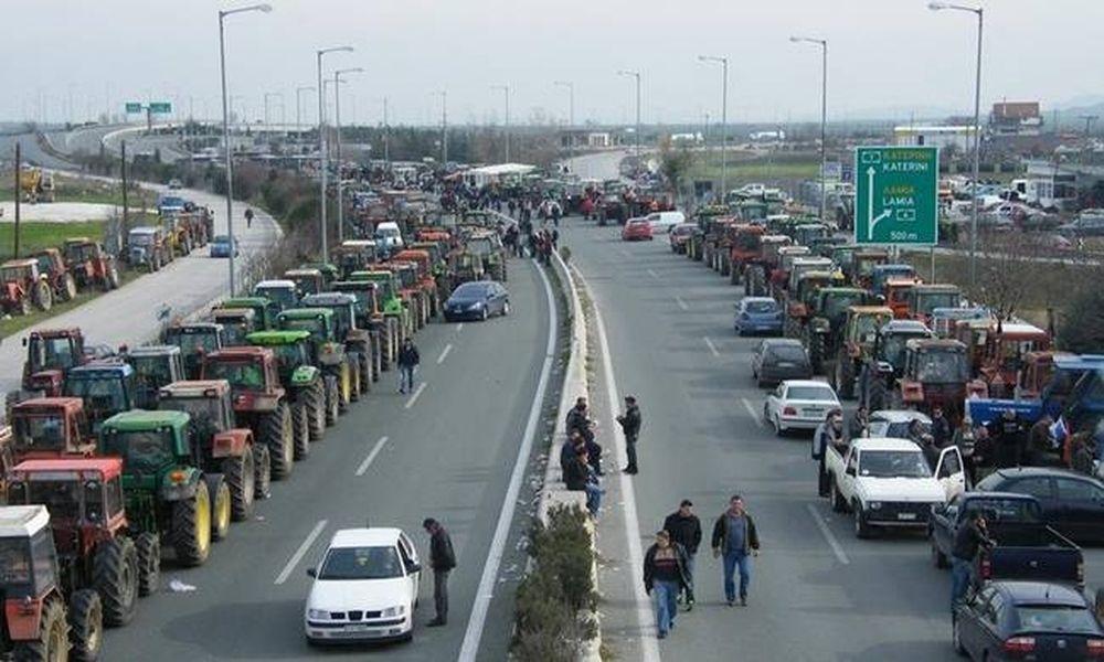 Αγρότες - Τελεσίγραφο στην κυβέρνηση: Δεν θα φύγουμε από την Αθήνα με άδεια χέρια