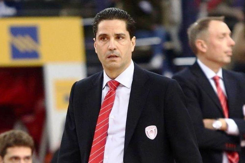 Έξαλλος με τη διαιτησία ο Σφαιρόπουλος!