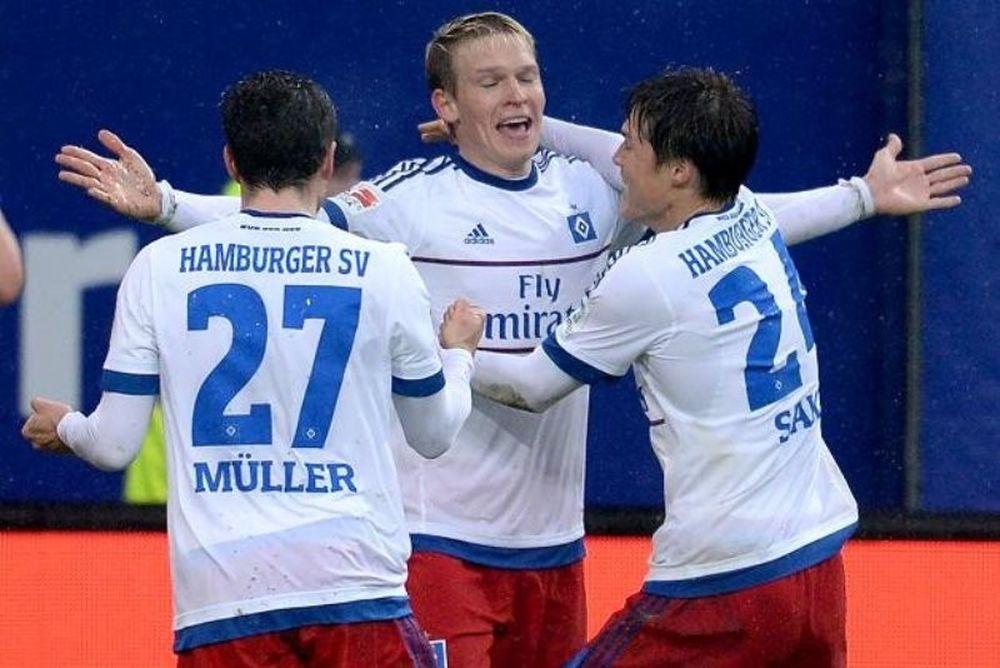 Επιτέλους νίκη για Αμβούργο!