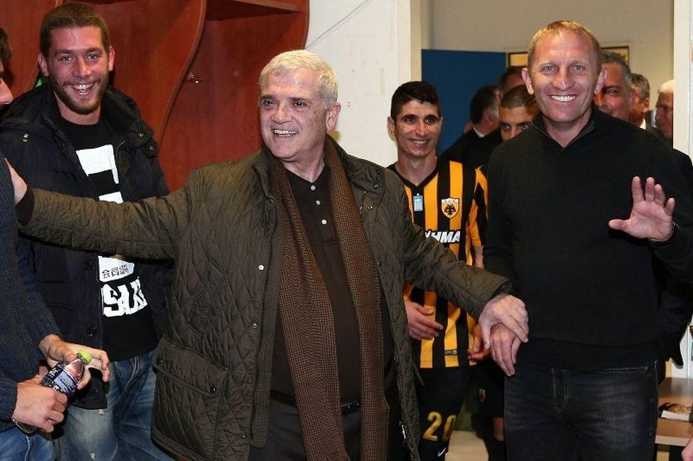 Μιλοβάνοβιτς: «Θα πάρουμε το πρωτάθλημα»