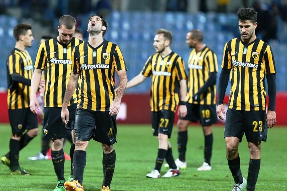 Ηρακλής – ΑΕΚ 1-1: Τα γκολ του αγώνα (video)