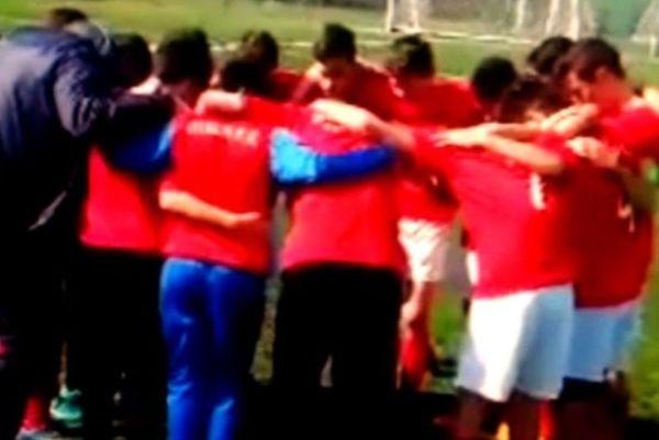 Παντελής Παντελίδης: Η νίκη αφιέρωση και η κραυγή στο γήπεδο (video)