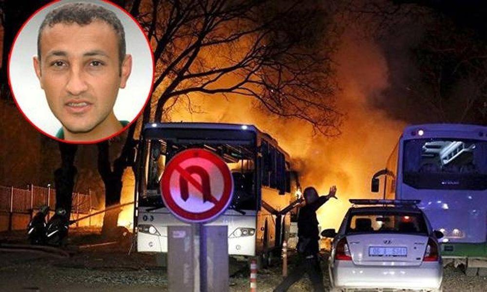 Τούρκος πολίτης και όχι Σύρος ο βομβιστής της Άγκυρας