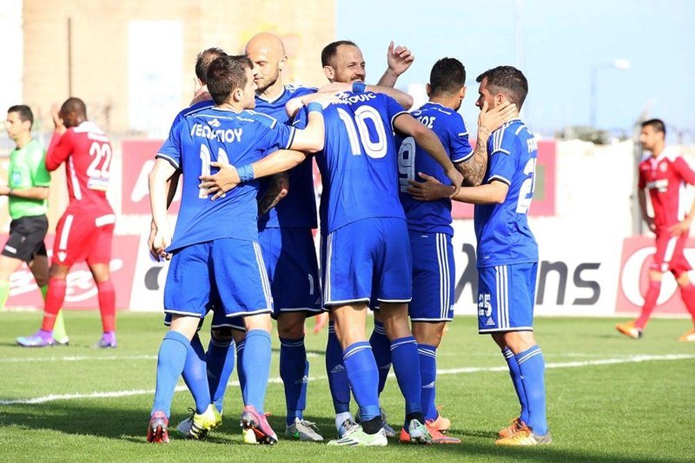 ΑΕΛ Καλλονής – Πλατανιάς 2-1: Τα γκολ του αγώνα (video)