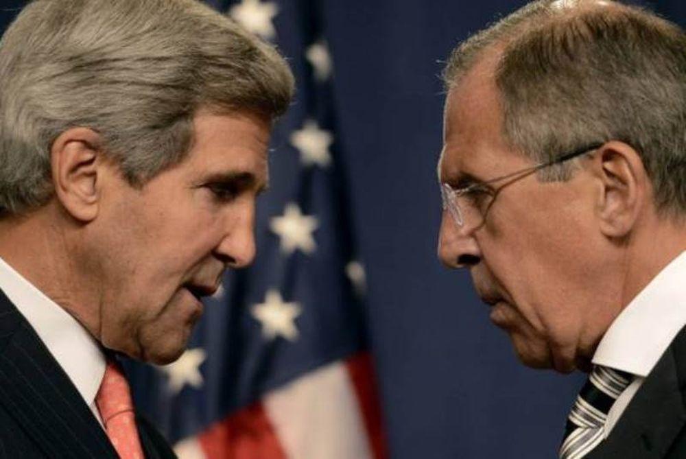 Κέρι και Λαβρόφ χαιρετίζουν την έναρξη της εκεχειρίας στη Συρία
