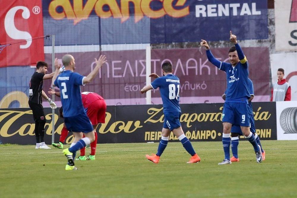 Πανιώνιος - Λεβαδειακός 0-2: Τα γκολ του αγώνα (video)