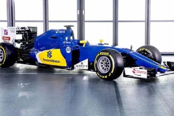 Αυτή είναι η νέα Sauber (photos)