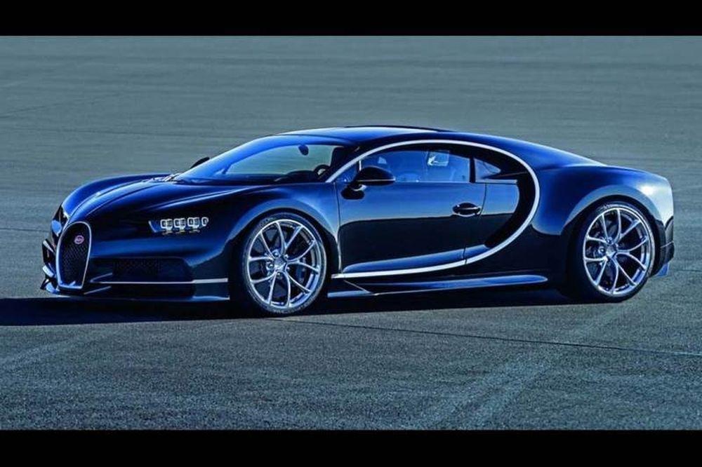 H εντυπωσιακή νέα Bugatti Chiron έχει 1.500 ίππους και φτάνει τα 420 χλμ./ ώρα