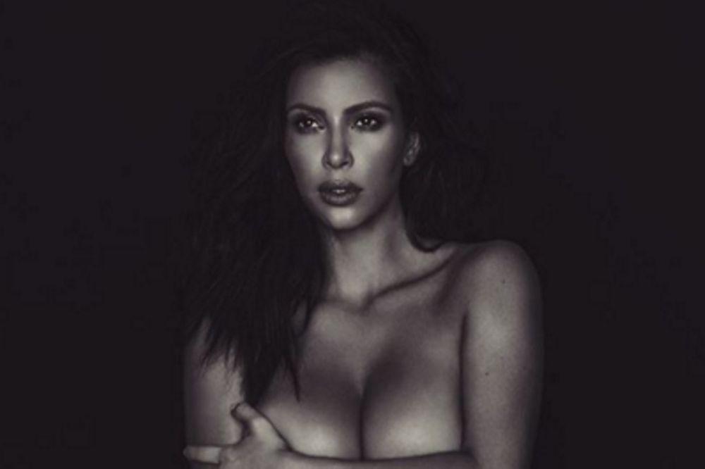 Ανέβασε και νέα ολόγυμνη selfie η Καρντάσιαν! (photos)