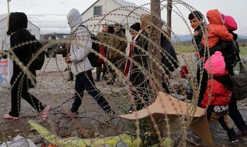 ΜΚΟ για προσφυγικό: Η Ευρώπη κινείται σε εξαιρετικά επικίνδυνη κατεύθυνση