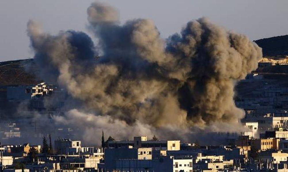 Συρία: Οι Κούρδοι καταγγέλουν βομβαρδισμό με χημικά