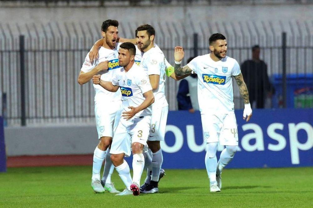 ΑΕΛ Καλλονής – ΠΑΣ Γιάννινα 0-2: Τα γκολ του αγώνα (video)