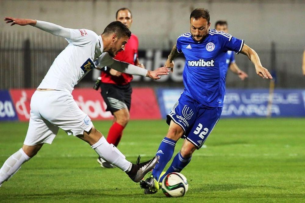 ΑΕΛ Καλλονής – ΠΑΣ Γιάννινα 0-2: Τα highlights του αγώνα (video)