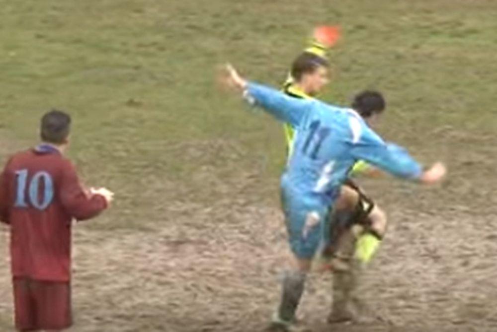 Ο ποδοσφαιριστής που θέλει να μοιάσει στον Τσακ Νόρις! (video)