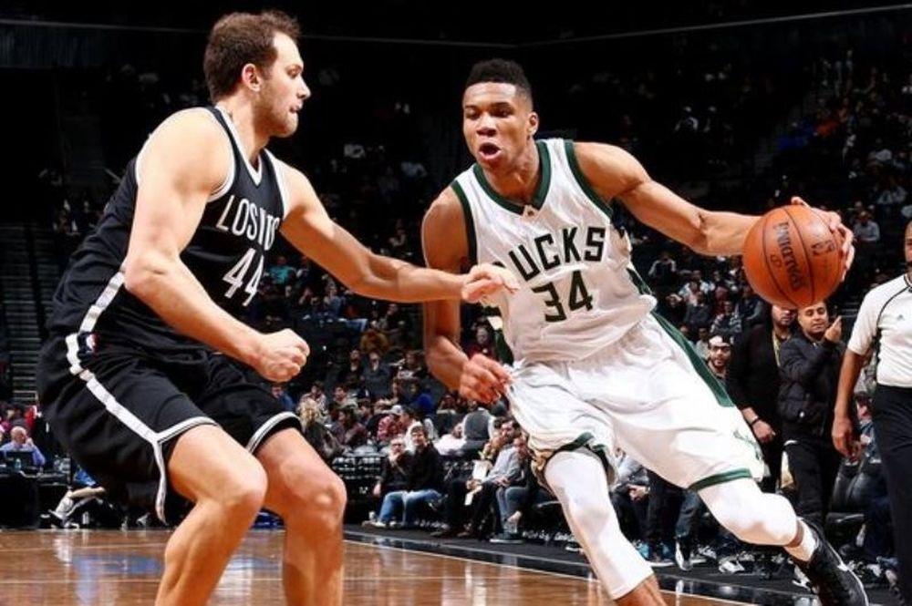 NBA: Γιάννη, τους κάνεις πλάκα! (videos)