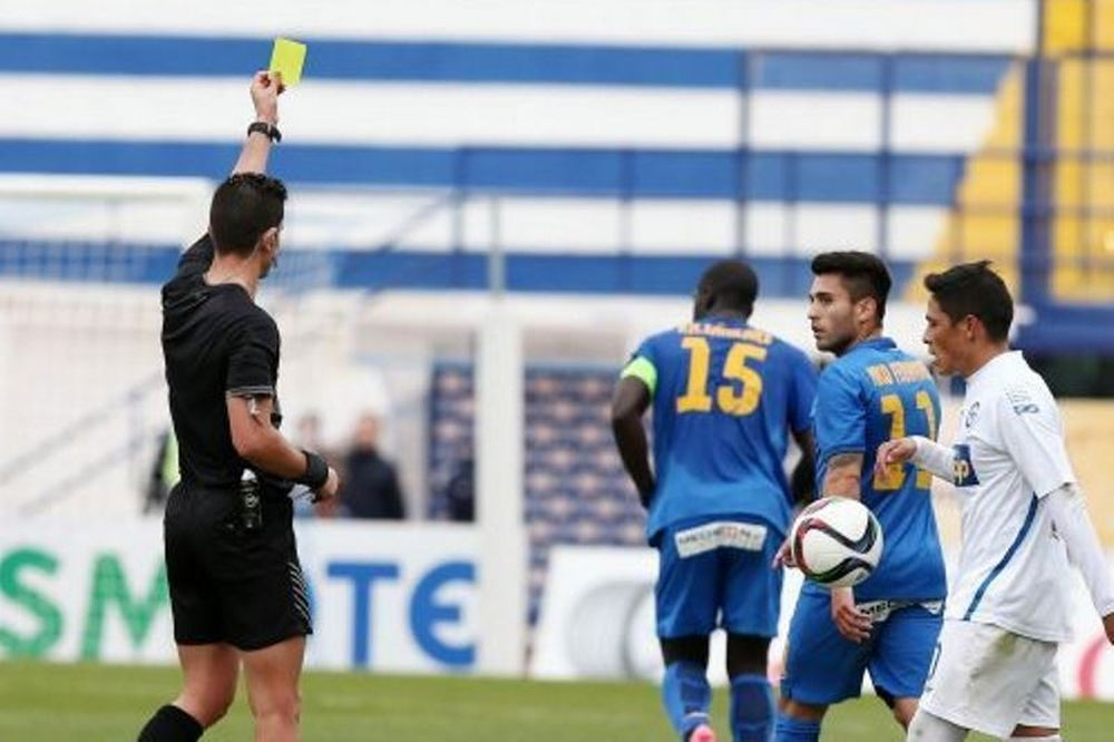 Αστέρας Τρίπολης: «Αλλοίωσε το αποτέλεσμα ο διαιτητής»!