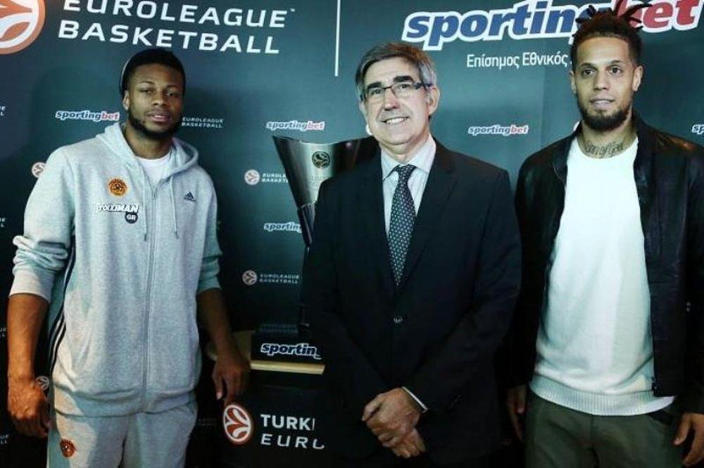 Μπερτομέου: «Κανένας πόλεμος με FIBA»