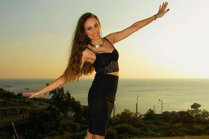 WND: Γνωρίστε την Εύα Ζαχαρίου (photos)