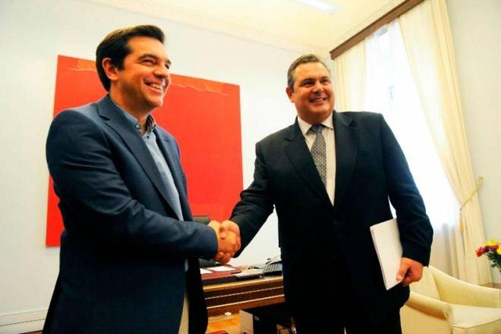 ΕΚΤΑΚΤΟ: Αποσοβήθηκε στο παρά πέντε η κυβερνητική κρίση