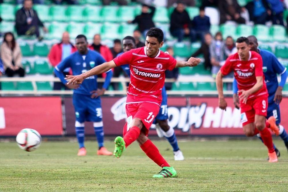 Ξάνθη – Λεβαδειακός 2-2: Τα γκολ του αγώνα (video)