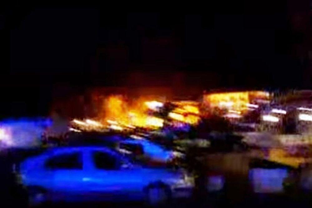 Βίντεο ντοκουμέντο από τα επεισόδια στη Λευκάδα! (videos)
