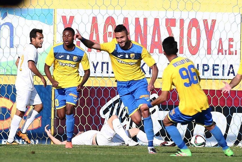 Παναιτωλικός – ΑΕΚ 1-0: Το γκολ του αγώνα (video)