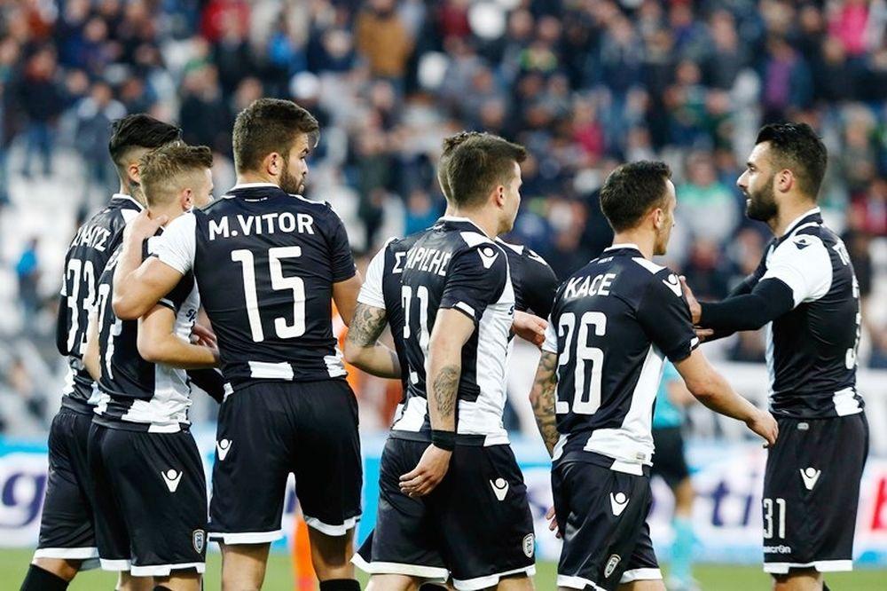 ΠΑΟΚ – ΑΕΛ Καλλονής 3-0: Τα γκολ του αγώνα (video)