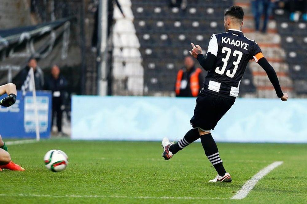 ΠΑΟΚ – ΑΕΛ Καλλονής 3-0: Τα επίσημα highlights (video)