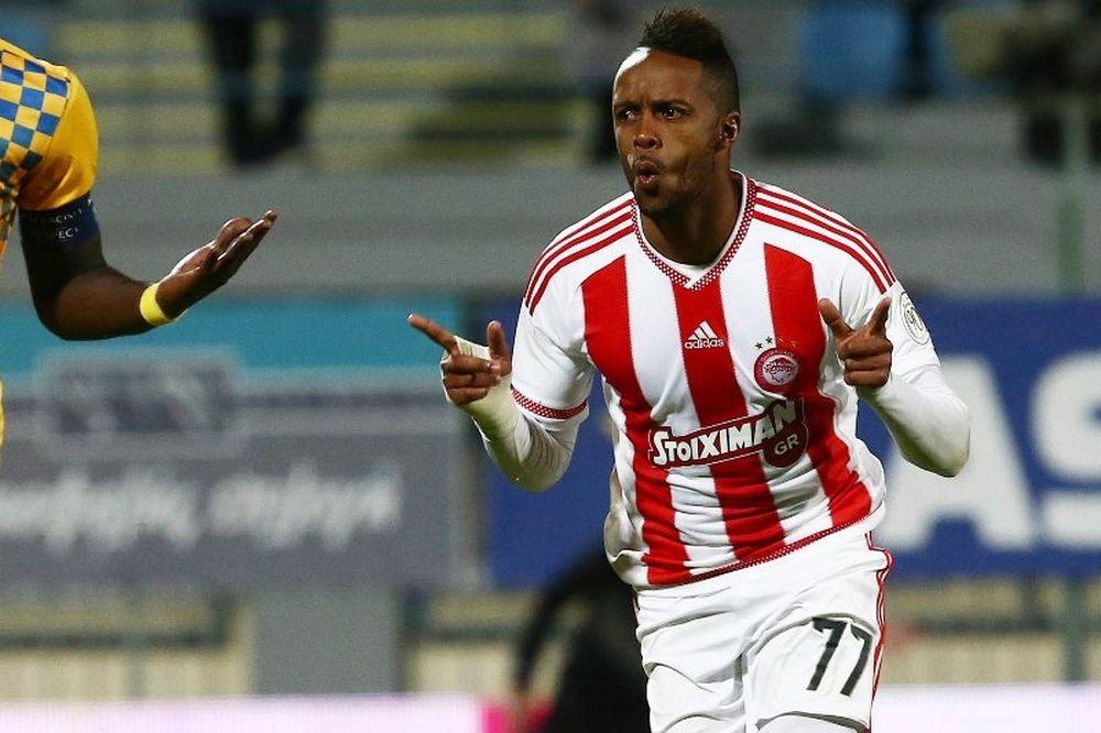 Αστέρας Τρίπολης - Ολυμπιακός 1-2: Τα γκολ του αγώνα (video)