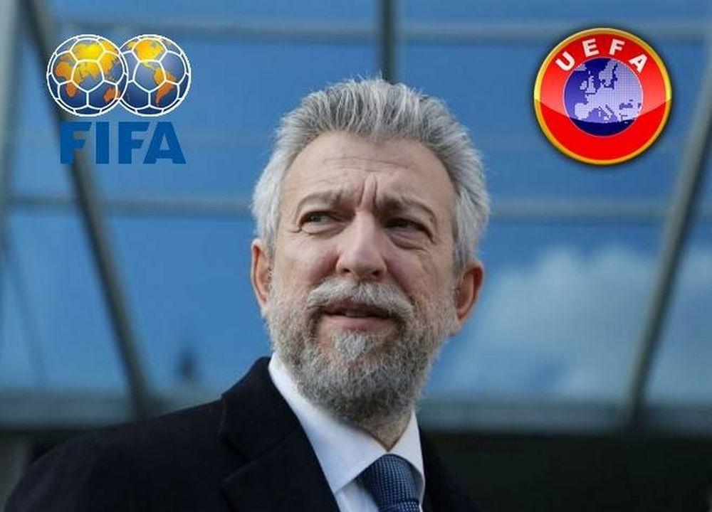 Κοντονής σε FIFA: «Το ΣτΕ θα κρίνει για το Κύπελλο»!