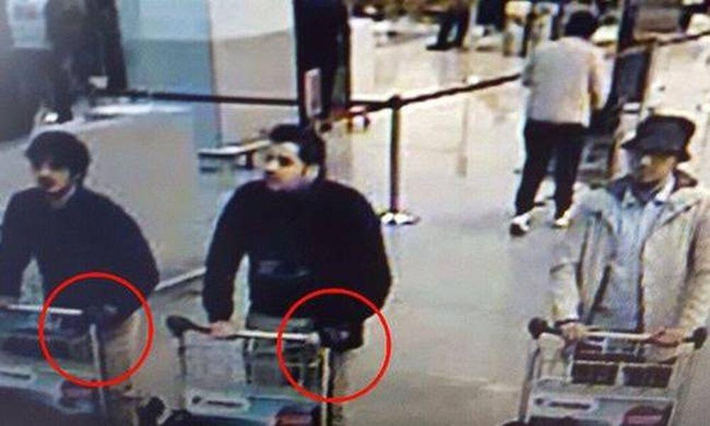 Τρομοκρατικές επιθέσεις Βρυξέλλες – Ανθρωποκυνηγητό για τον τρίτο ύποπτο του μακελειού