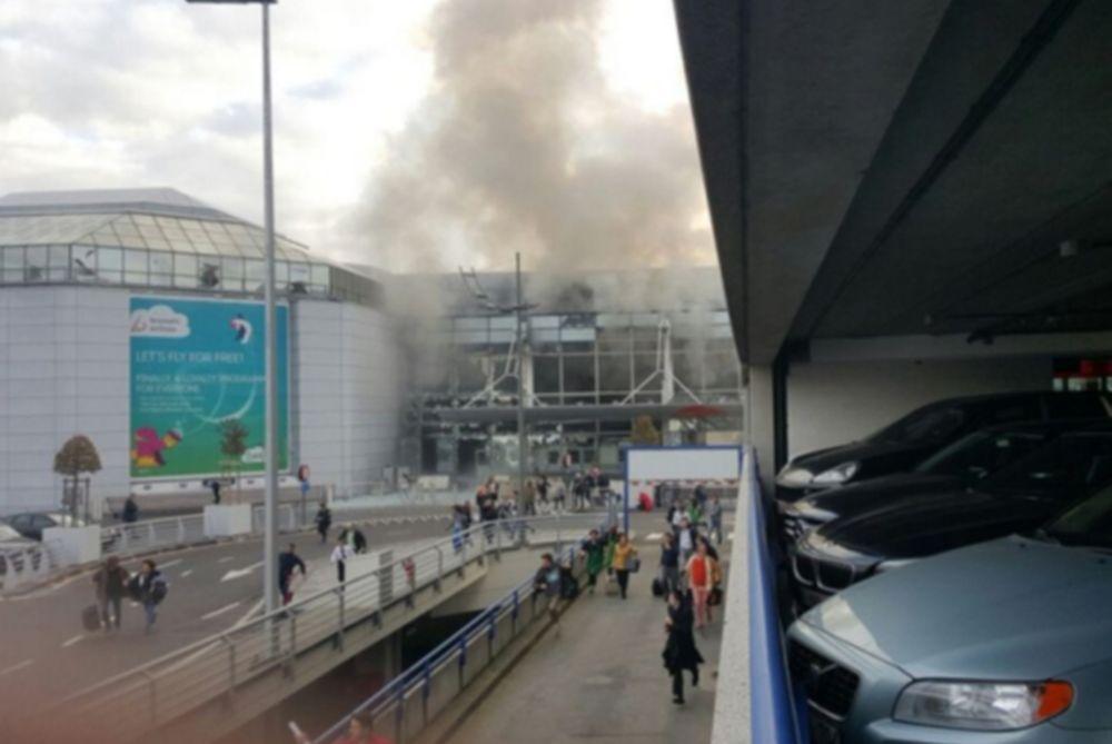 Γνωστός ποδοσφαιριστής γλίτωσε στο... τσακ από την τρομοκρατική επίθεση στο αεροδρόμιο!